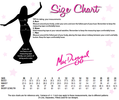 Mac Duggal Size Chart Macduggal Prom Dress Pageant Gown