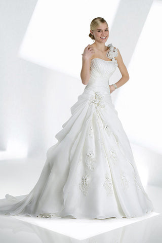 Impression Bridal Gown 10068 Size 28 Ivory Wedding Dress