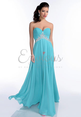 Envious Couture 16043 size 2 green