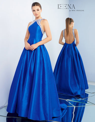 Mac Duggal 26014 Ieena Royal Size 0