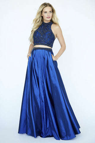 Jolene Collection 19000 Navy Size 14