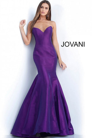Jovani 67412 sweetheart neckline mermaid prom dress