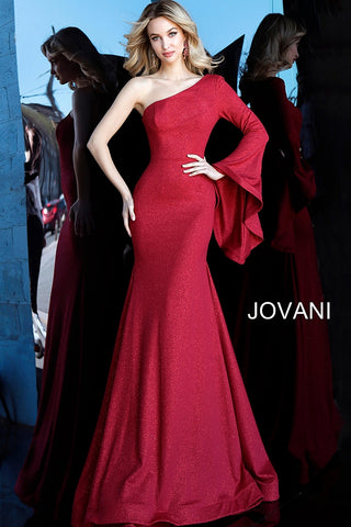 Jovani 67644 hunter, ivory, majestic/red, navy Sizes 00-24