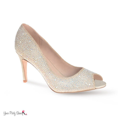 Your Party Shoes Peta Crystal