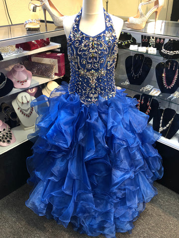 GSF 2002 Princess Pageant dress