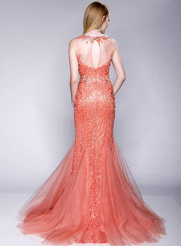 Envious Couture 15104 Orange Size 00