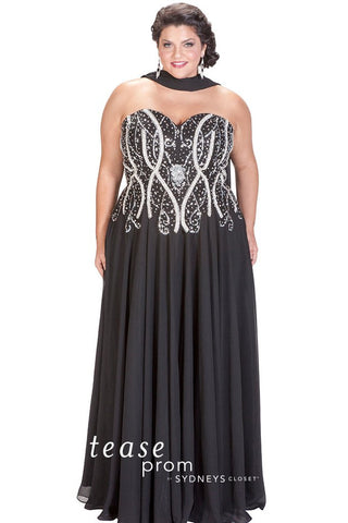 Formal Dress Size 20