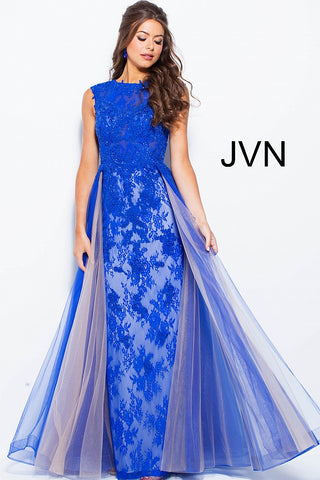 JVN by Jovani 58023 in stock royal 0