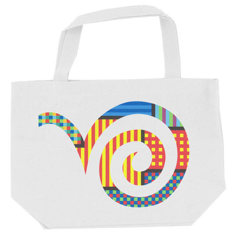 Bouncing Spiral Tote