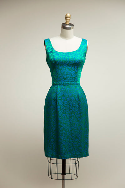 Emerald Expression Dress
