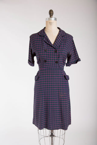 Afternoon Serenade Dress - Simply Vintage  - 1