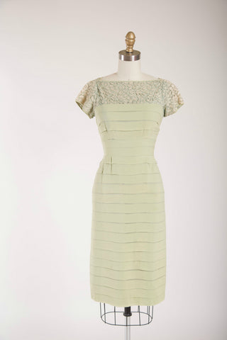 Celadon Springs Dress
