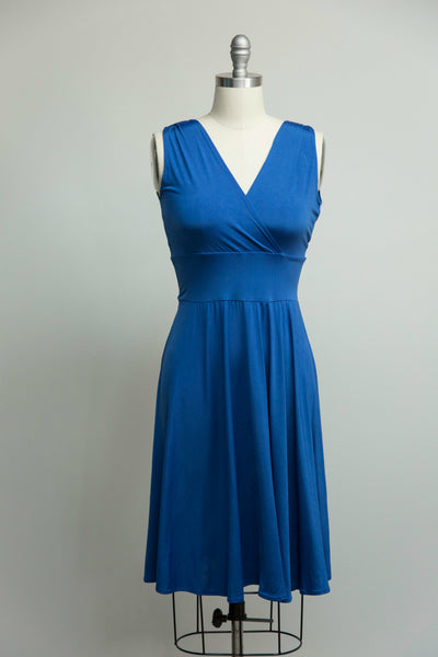 Audrey Dress Azure