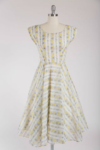 Dove Days Dress - Simply Vintage  - 1