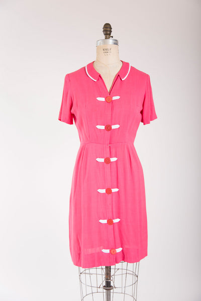 Colors of June Dress - Simply Vintage  - 1