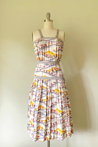 Sommerset Rayon Dress