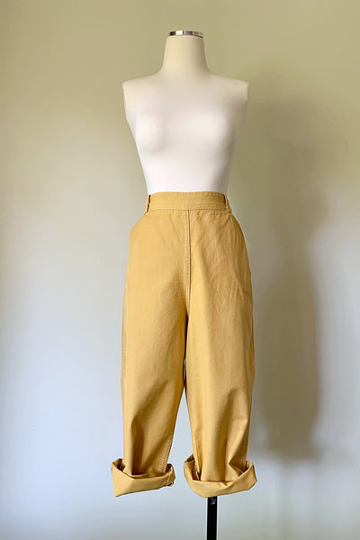 Tawny High Rise Pants