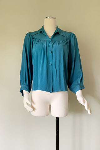 Oleander Rayon Blouse