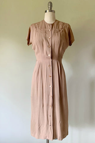 Brooklyn Shirt Dress