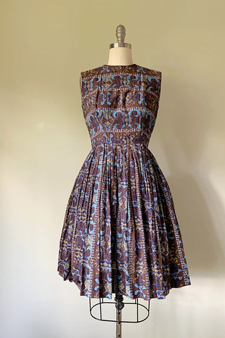 Bramble Day Dress