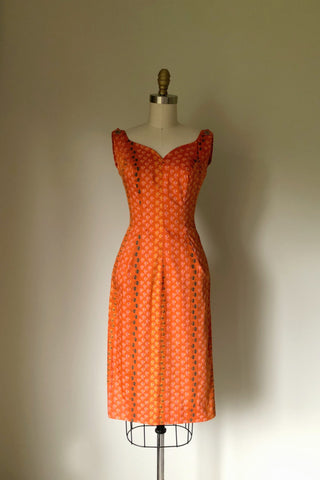 Wanda Cotton Dress