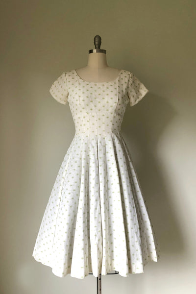Elsie Polkadot Dress