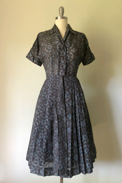 Heralding Shirt Dress
