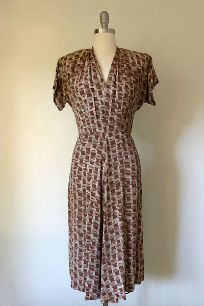 Vana Rayon Dress Set