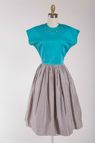 Till Tomorrow Dress - Simply Vintage  - 1