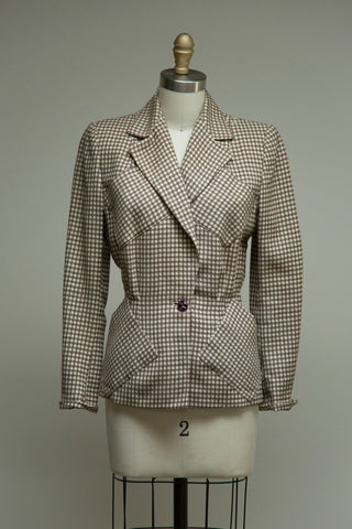 University Tailored Jacket