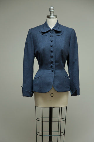 First Class Tailored Jacket