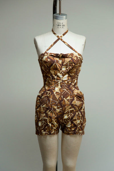Sun Goddess Playsuit
