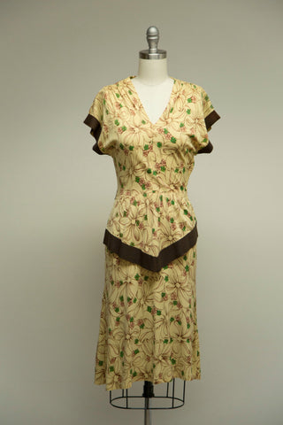Buttercup and Bows Dress