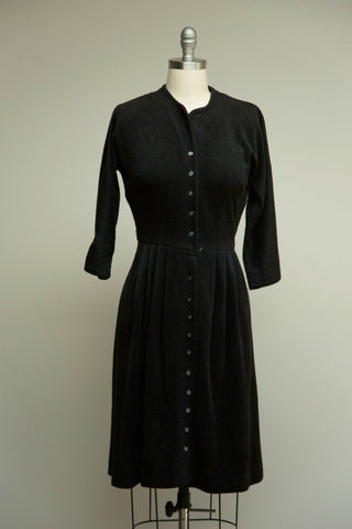 Raven Shirtwaist Dress