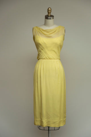 Lemon Meringue Dress