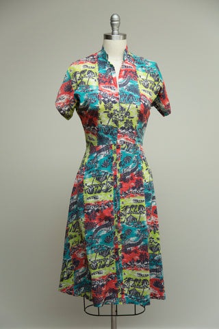 Tropic Destined Dress