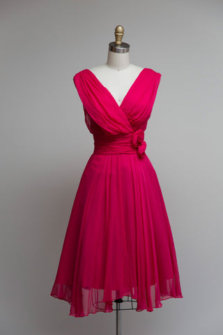 Shocking Asher Cocktail Dress