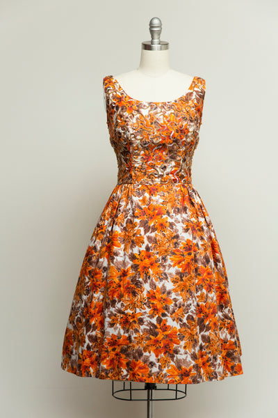 Autumn Song Party Dress