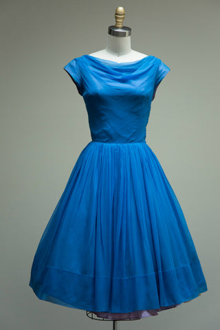Cornflower Kisses Dress