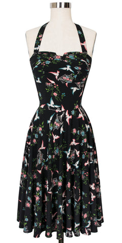 Lovebirds Trixie Dress - Simply Vintage  - 1