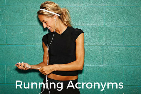Top Running Acronyms