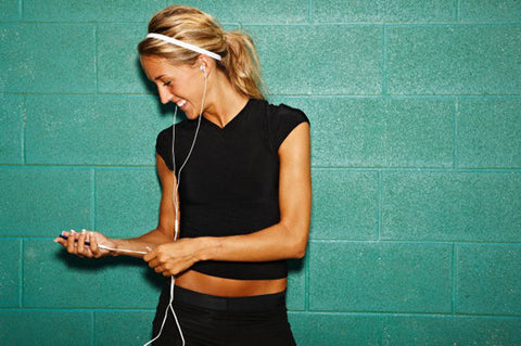 Our Top 100 Running Songs