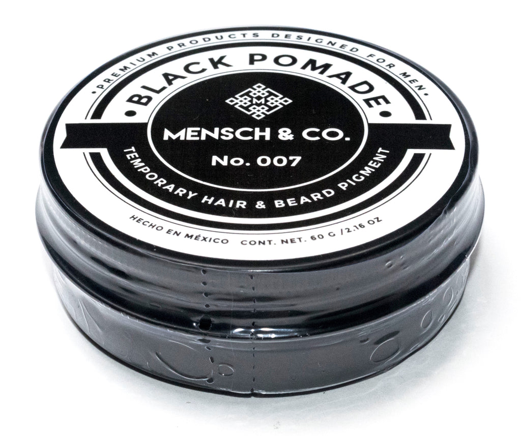Black Pomade No. 007