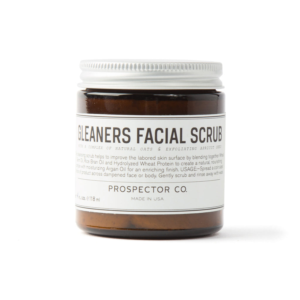 Exfoliante facial Gleaner´s