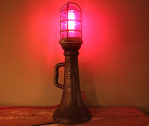 The Roxanne - reclaimed antique light