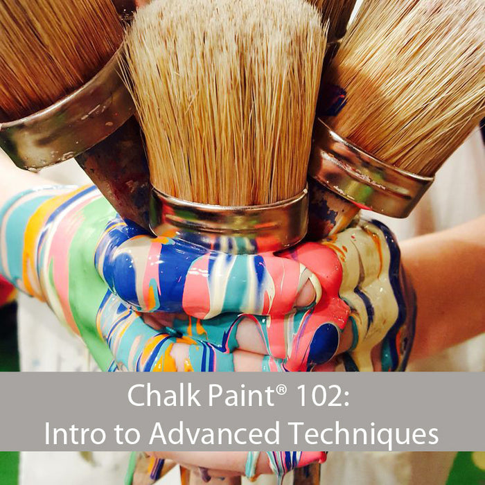 Annie Sloan Chalk Paint Classes and Parties - Coming 2018