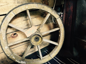 Medium rustic wheel
