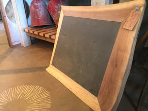 Reclaimed wood SLATE table top