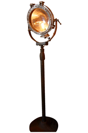 Westing House Search Light - Vintage Floor Lamp