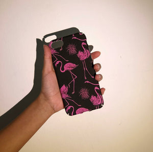 Flamingo Phone Case - iPhone